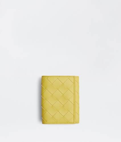 3단 폴더형 플랩 지갑