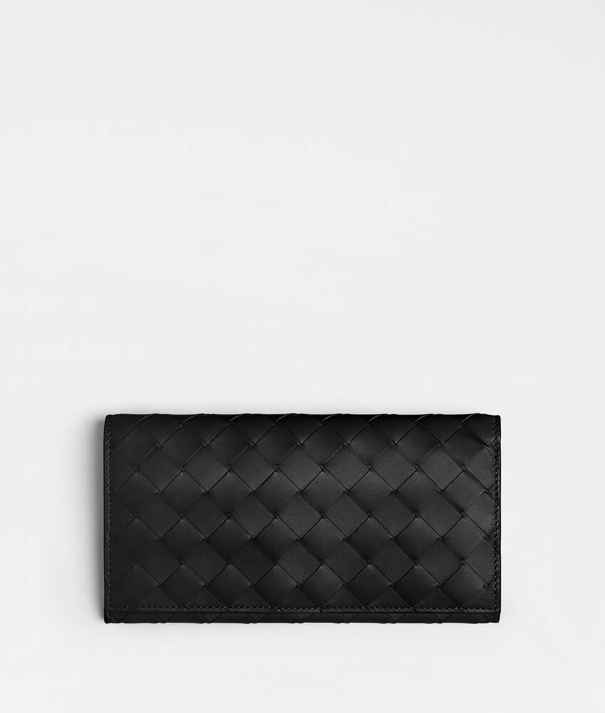 Display a large version of the product image 1 - long wallet with coin purse