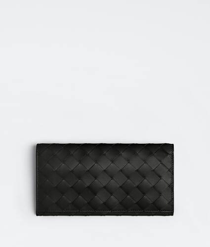 long wallet with coin purse